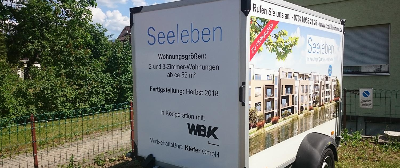 Anhängerbeschriftung WBK