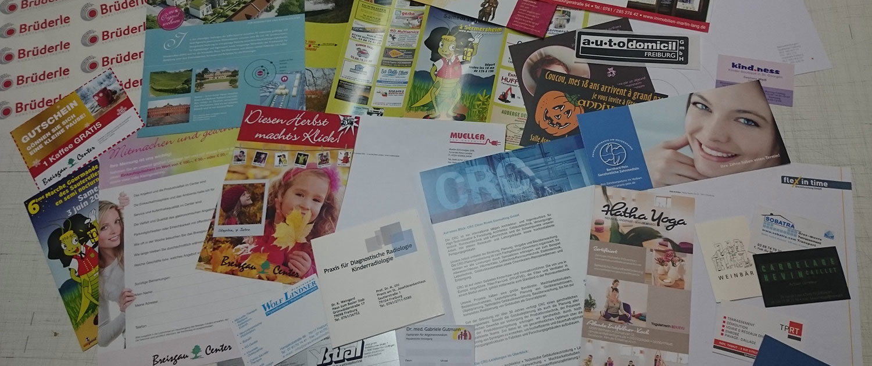 Diverse Printerzeugnisse