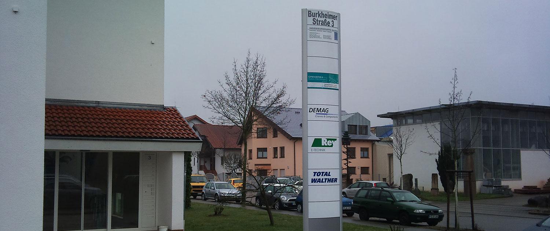 Pylon Burkheimer