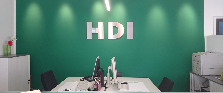 Schilder & Leitsysteme HDI