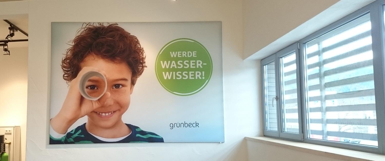 Textildruck Grünbeck