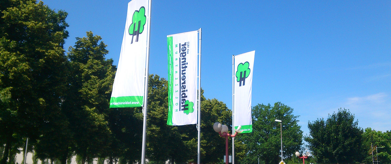 Werbeflaggen Habisreutinger